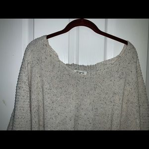 Miracle oversized sweater
